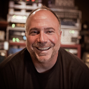 Joe Barresi at Black Rooster Audio
