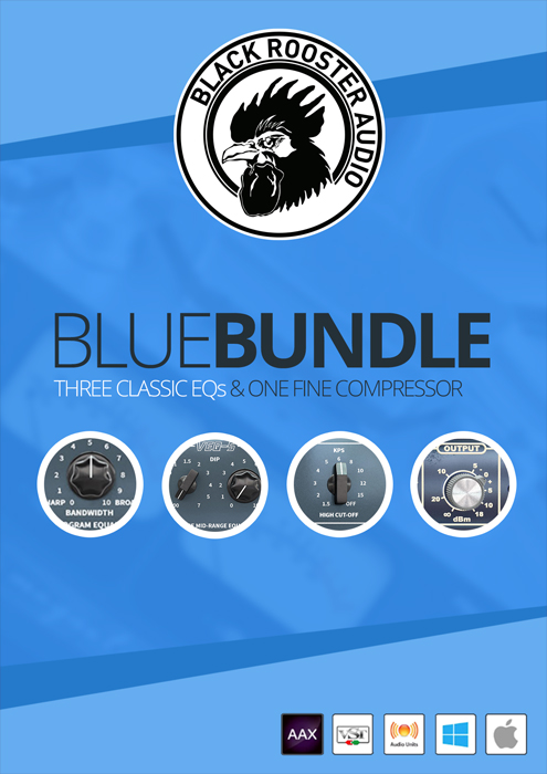Blue Bundle Front