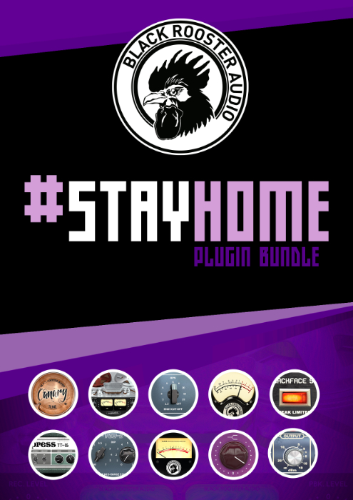#StayHome Bundle Front