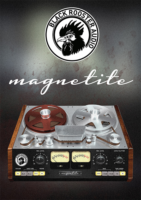 Magnetite Front