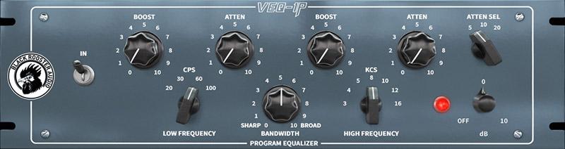 Frontplate of VEQ-1P